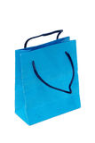 Shopping bag. With clipping path stock photos