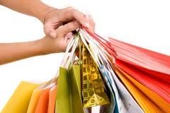 shopping bag Stock Photography