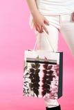 Shopping bag . Royalty Free Stock Image