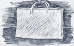 Shopping bag. Stock Photography