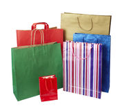Shopping bag consumerism retail Royalty Free Stock Photography