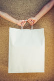 Shopping Bag 1 Royalty Free Stock Images