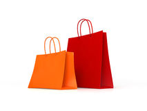 Shopping Bag Royalty Free Stock Photos