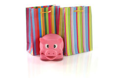 Shopping Bag - 04 Royalty Free Stock Images