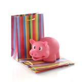 Shopping Bag - 05 Royalty Free Stock Photo