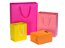 Shopping Bag gift bag Royalty Free Stock Photo