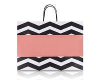 Shopping bag isolate on white background Stock Image