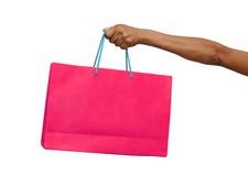 Shopping bag isolated Stock Photo