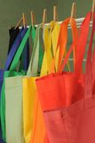 Shopping Bag Laundry Stock Photography