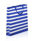 Shopping bag, realistic vector illustration Stock Image