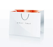 Shopping Bag Set 1. Illustration and Painting Vector Shopping Bag Stock Photo