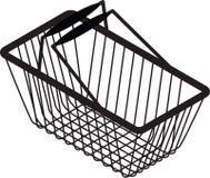 Shopping Bag Silhouette Royalty Free Stock Photo
