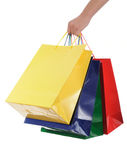 Shopping, bags Stock Photos