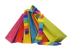 Shopping bags Royalty Free Stock Photo