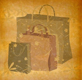 Shopping bags Royalty Free Stock Photography