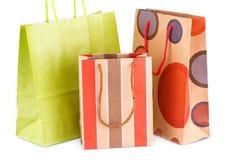 Shopping bags Royalty Free Stock Photos