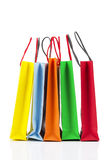 Shopping bags Stock Photography