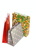 Shopping bags isolated Royalty Free Stock Photography