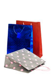 Shopping bags isolated Stock Photos