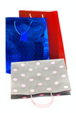 Shopping bags isolated Royalty Free Stock Photo