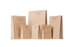 Shopping bags Stock Images