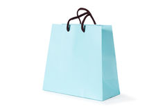 Shopping bags. Isolated on white background Stock Photo