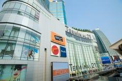Shopping in Bangkok Royalty Free Stock Photo