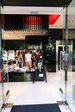 Shopping in Barcelona Stock Photos