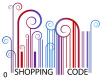 Shopping Barcode Stock Photos