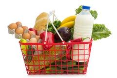 Free Shopping Basket Stock Image - 34034561
