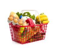 Free Shopping Basket Stock Image - 35376091
