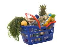 Shopping basket Stock Image