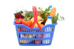 Free Shopping Basket Royalty Free Stock Image - 659516