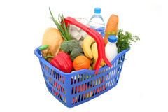 Shopping Basket Stock Photos