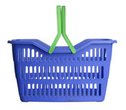 Shopping basket Royalty Free Stock Photos
