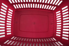 Shopping basket abstract Stock Photos