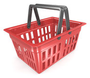 Shopping Basket. Royalty Free Stock Photo