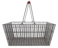 Shopping basket, empty, supermarket promotions Stock Photos