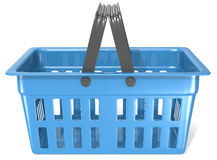 Shopping Basket. Royalty Free Stock Images