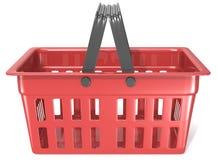 Shopping Basket. Royalty Free Stock Photos