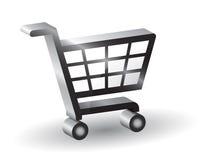 shopping basket sign, 3D Stock Photos
