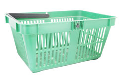 Shopping basket Stock Photography