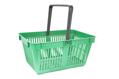 Shopping basket Royalty Free Stock Photography