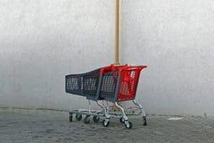 Shopping baskets Stock Photo