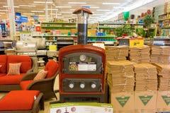 Shopping at canadian tire Stock Photos