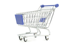 The shopping card Royalty Free Stock Photos