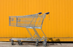 Shopping cards Royalty Free Stock Photos