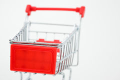 Shopping cart Royalty Free Stock Photos