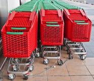 Shopping cart Royalty Free Stock Image