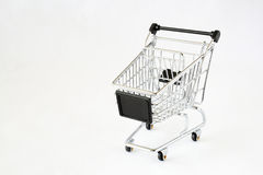 Shopping cart Royalty Free Stock Image